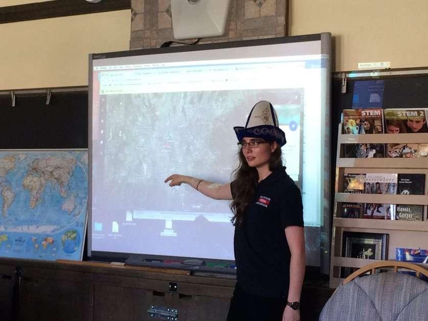 RCGS presentation