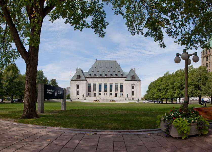 ​Supreme Court of Canada