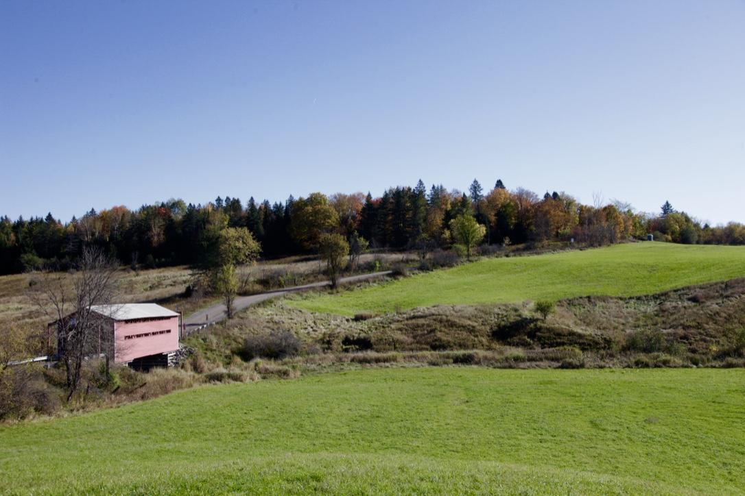 Piquenique folklorique et cerfs-volants dans la vallée du Ruisseau-Meech