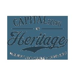 CAPITALIZING Heritage