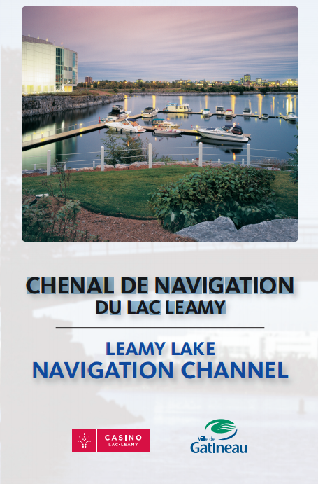 Leamy Lake Navigation Channel