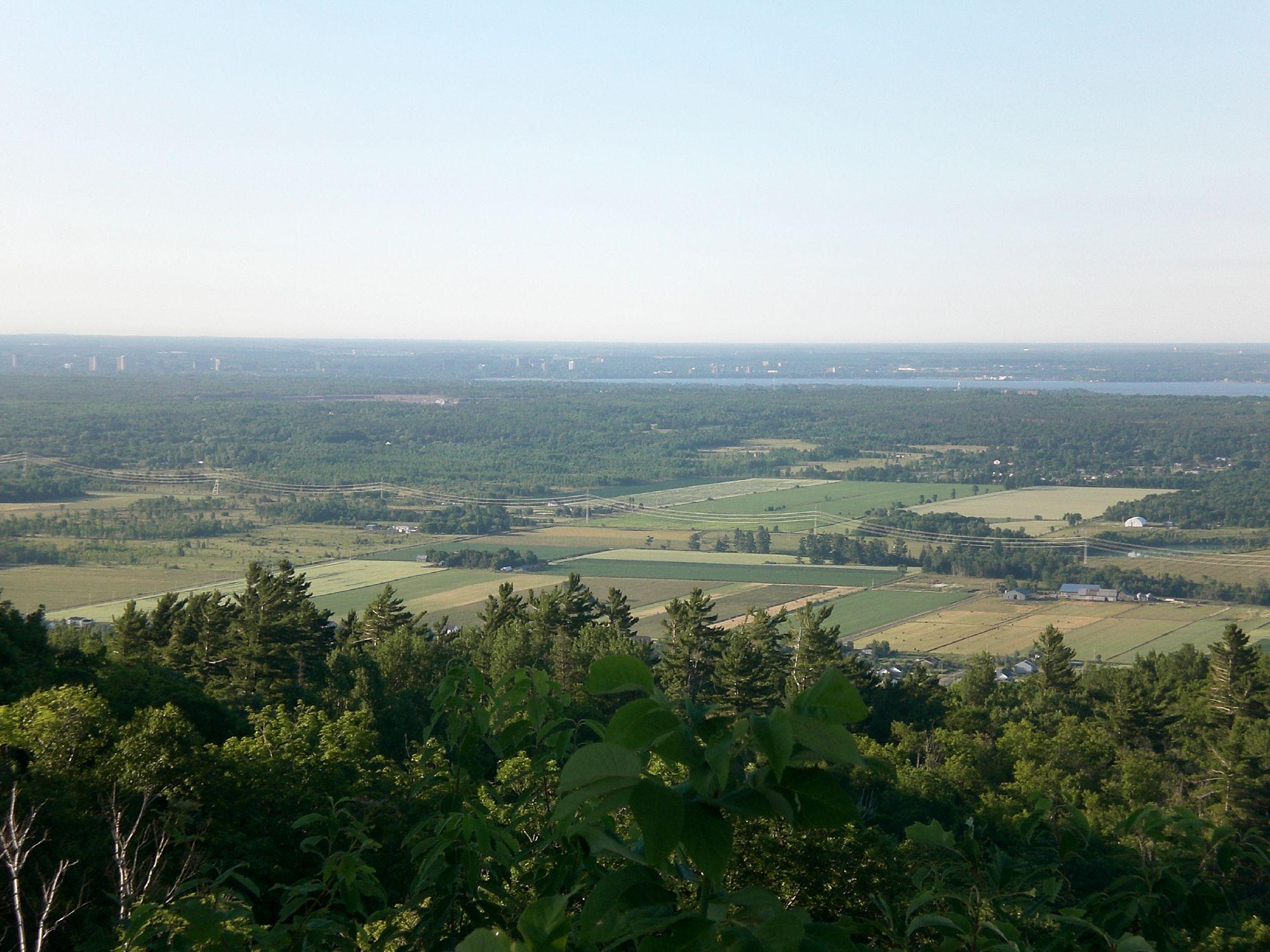 Huron Lookout