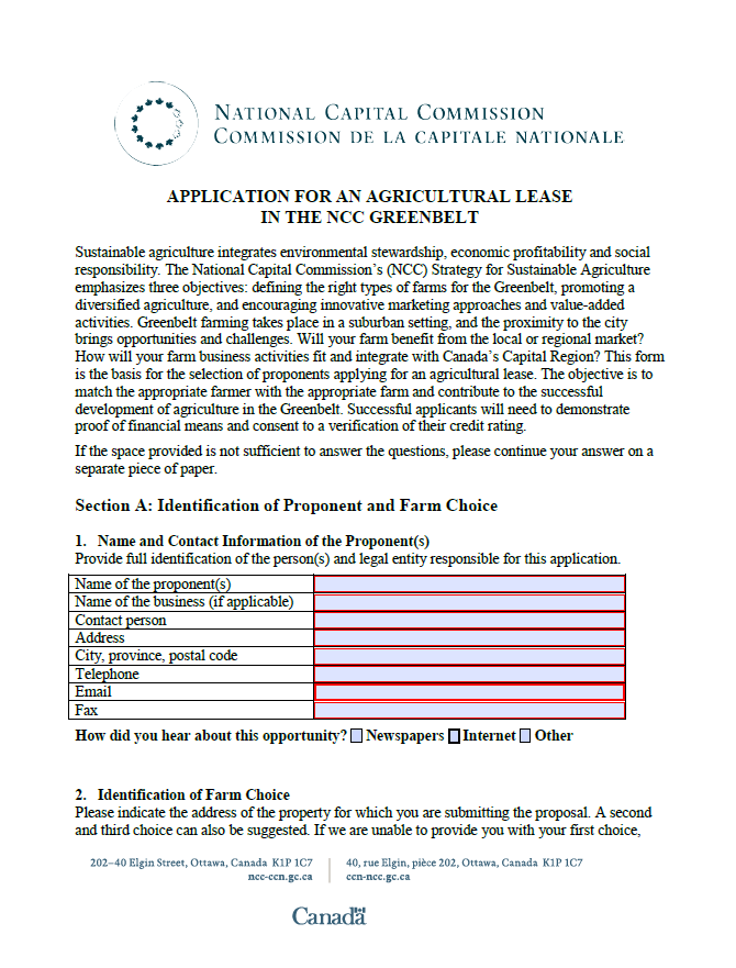 NCC Farm Lease Form