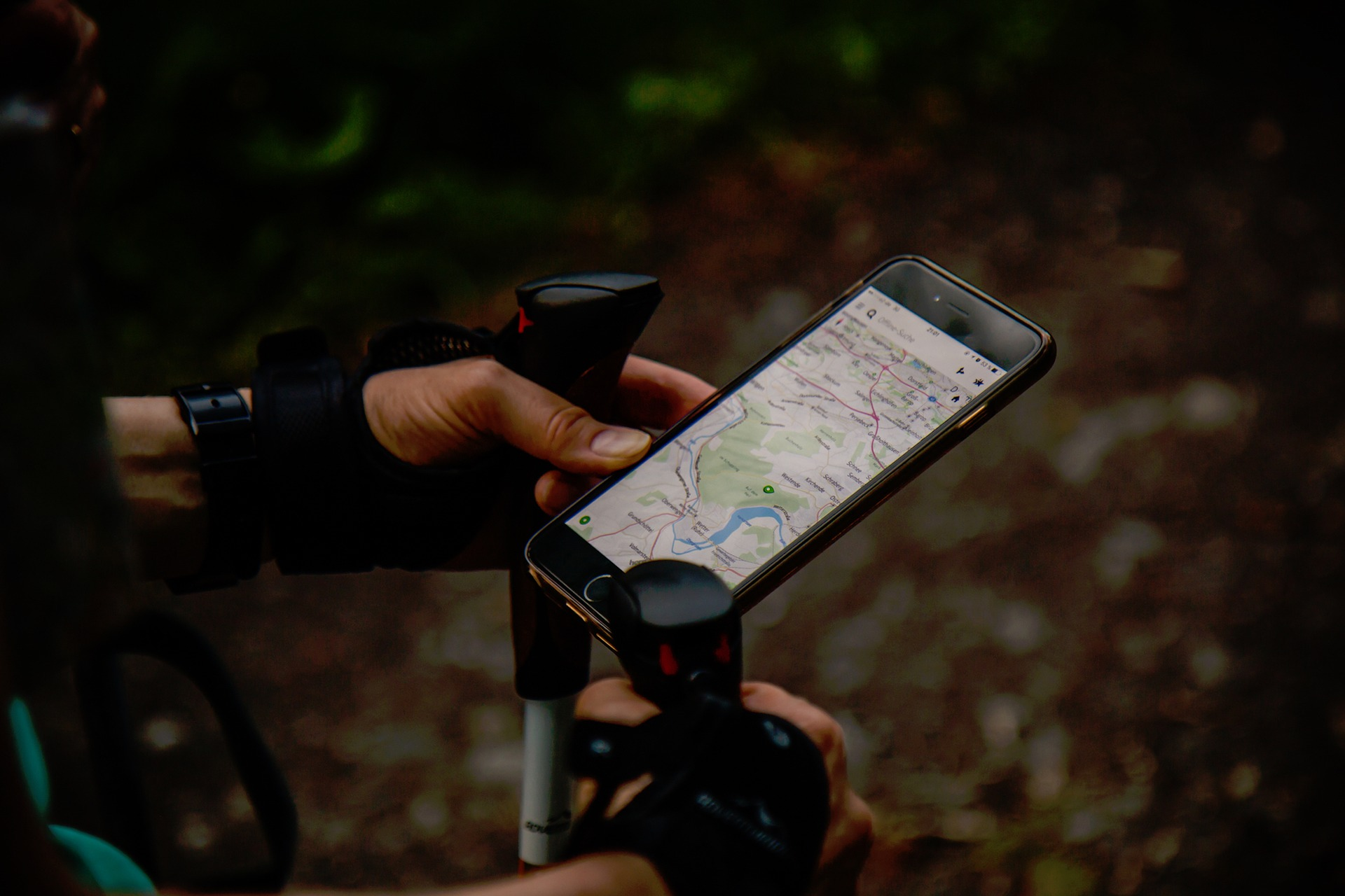 Introduction to using a GPS