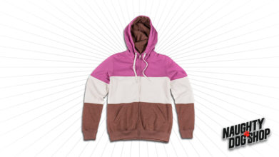 The Naughty Dog Shop: Ellie's Fall Hoodie and Limited Edition Art Book