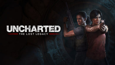 Uncharted: The Lost Legacy Announced