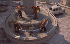 Bringing Uncharted 4's Dance Taunts to Life