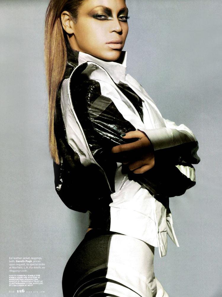 Beyoncé is a Gareth Pugh Diva