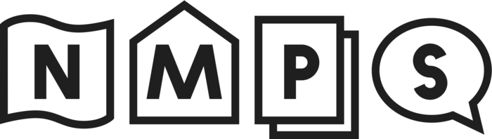 Nmps logo black horizontal
