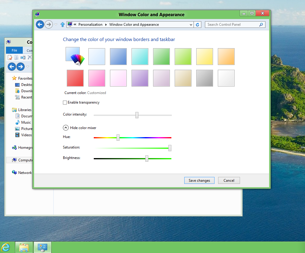 Your Preferred Window Frame Color Insider Previews Neowin