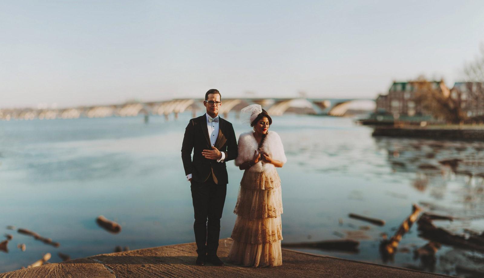 Homepage - Nessa K - Washington DC Wedding Photographers