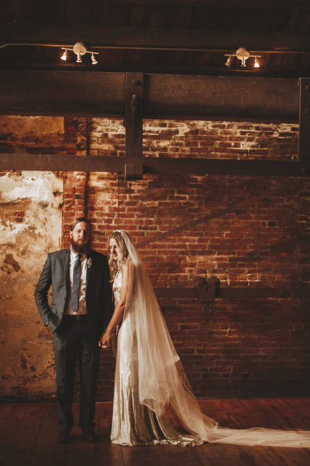 Maas Building Wedding Photos Philadelphia
