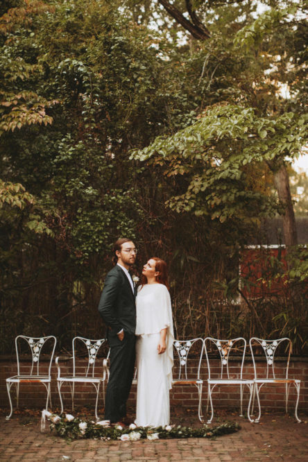 Backyard Wedding in New Jersey