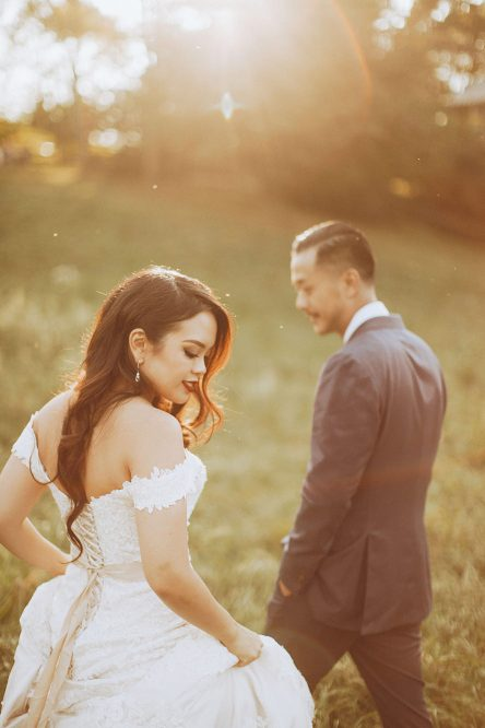 Wedding Photos at WeatherLea Farm & Vineyard in Lovettsville, VA