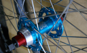 Leaf 26&quot; Trickster Wheelset