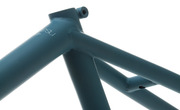 2011 Analog Frame by NS Bikes - Teal