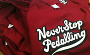 Neverstop Pedalling Tee!