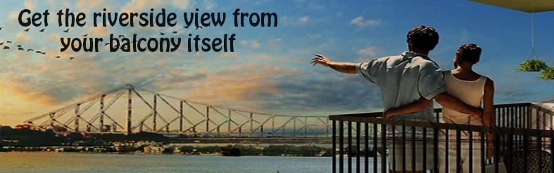 New Kolkata riverside project