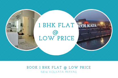 1 bhk flat in kolkata at low price