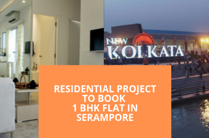 1 bhk flat in serampore