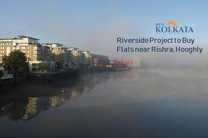 riverside flat in rishra hooghly