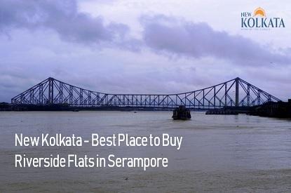 Riverside Flats in Kolkata