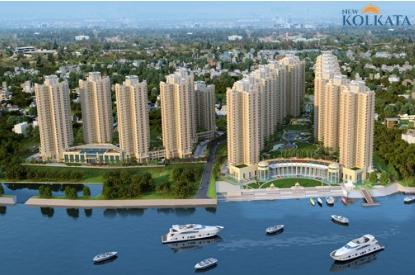 riverside flats in Serampore Hooghly