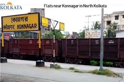 Flats near Konnagar, Hooghly