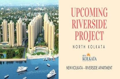 Kolkata riverside apartment