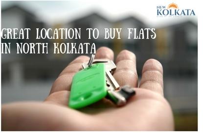 Flats in North Kolkata