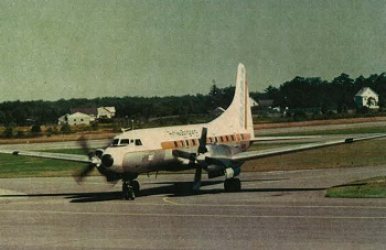 Convair at EWB