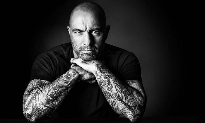 Joe Rogan be the hero