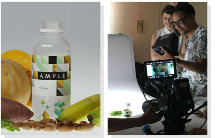 connor young - ample foods photo shoot
