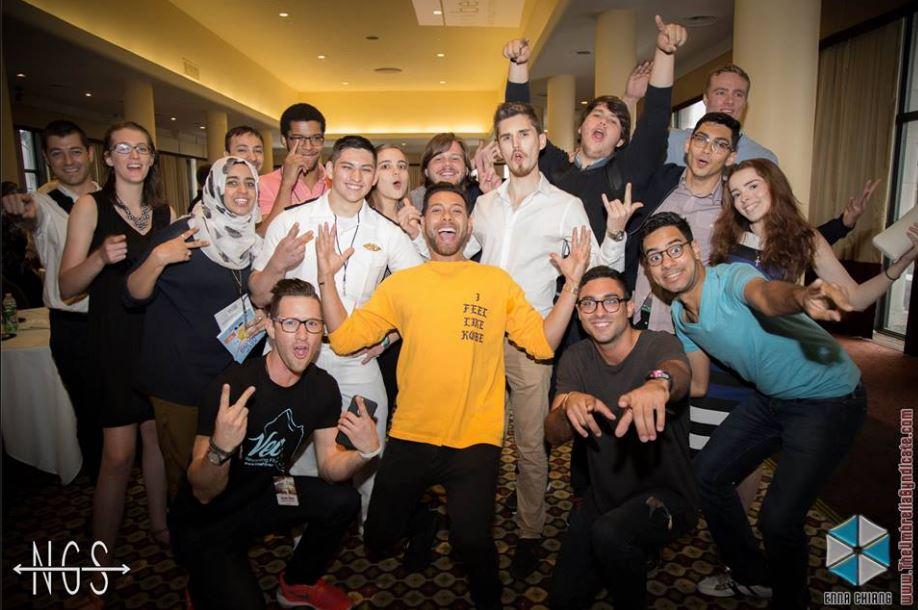 Building a Startup in College - next gen summit
