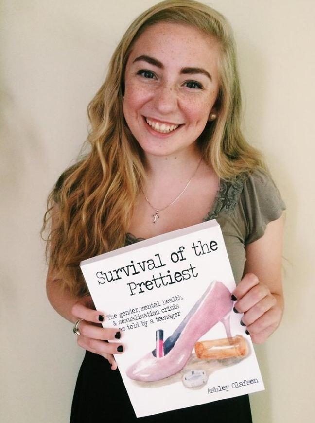 Overcome self doubt- Ashley Olafsen Survival of the Prettiest