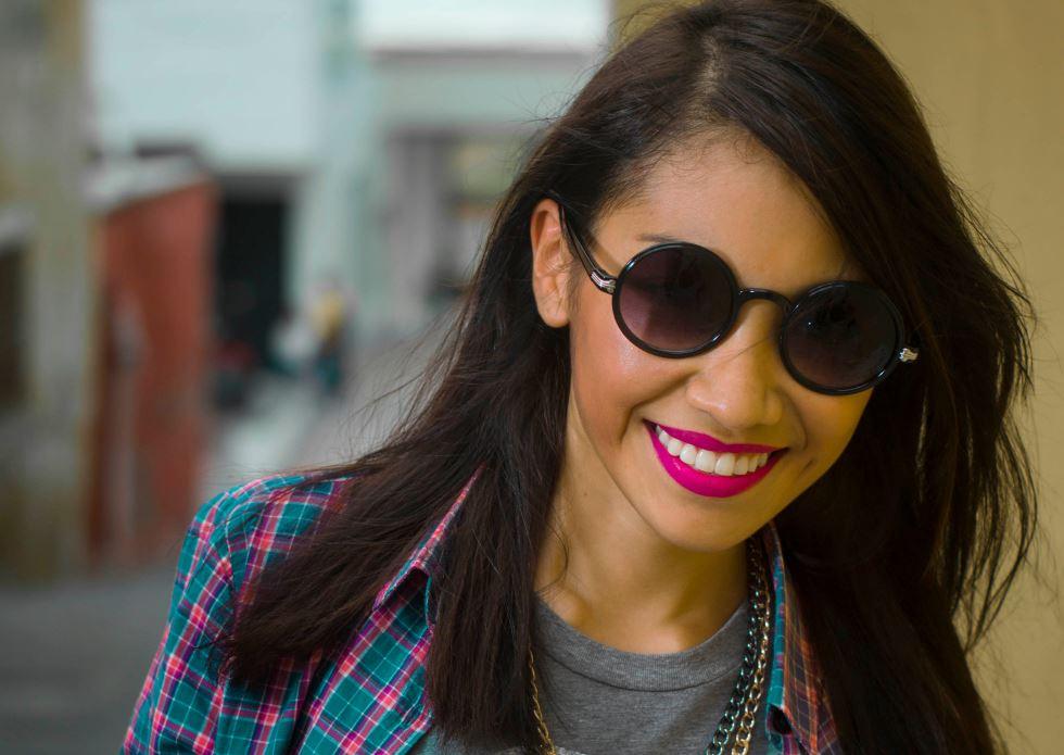 overcome depression - woman smiling