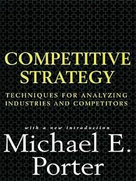 Competitive Strategy: Techniques for Analyzing Industries and Competitors by Micahel E. Porter - global growth mindset