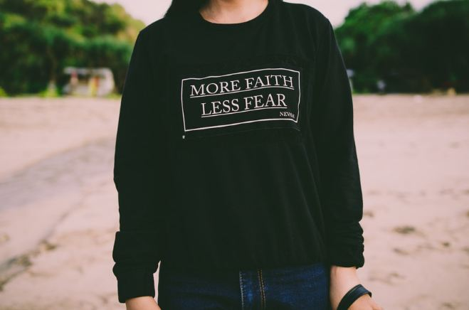 becoming an entrepreneur -more faith less fear