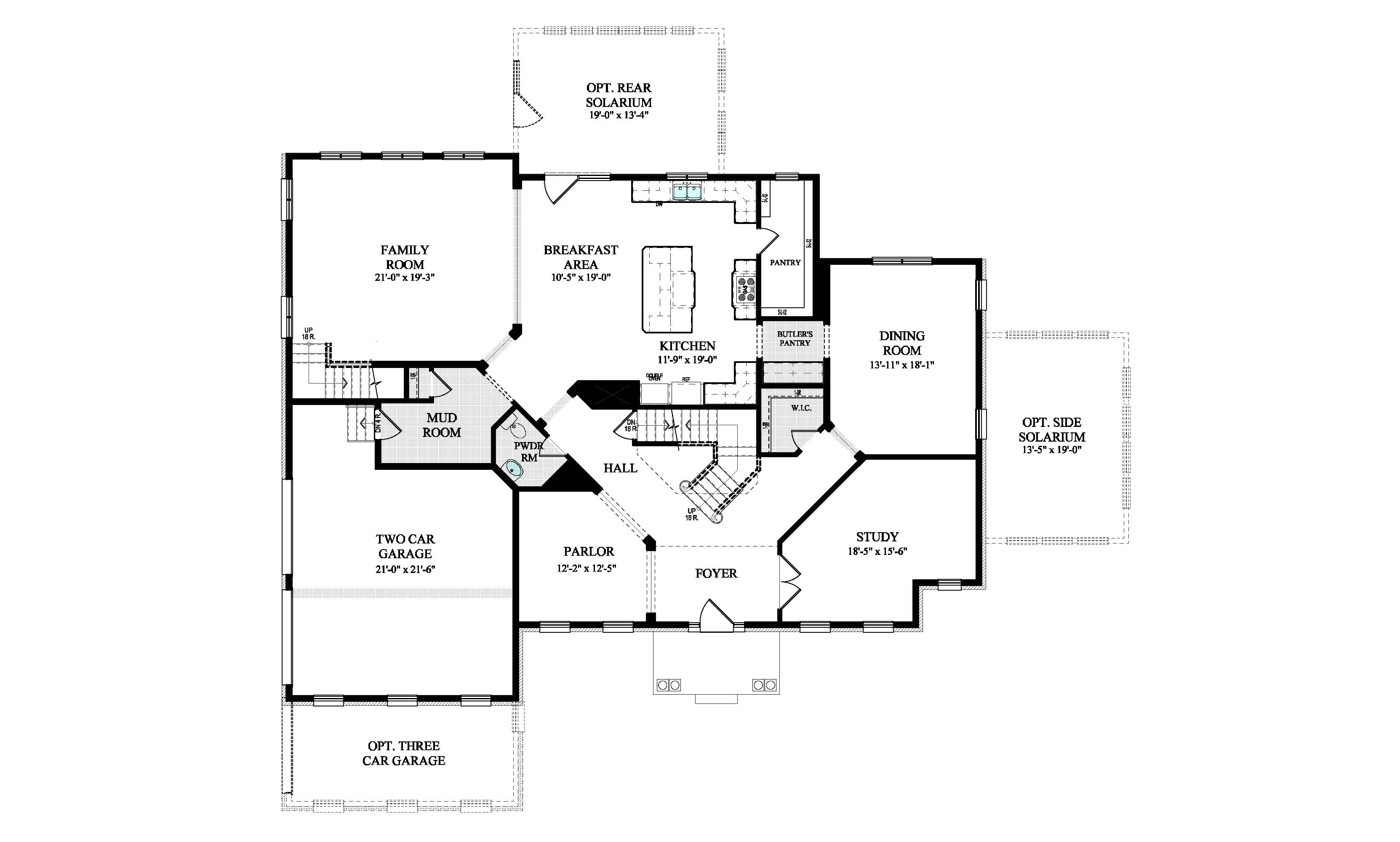 Santa Fe Home Floor Plans Fe Free Download Home Plans