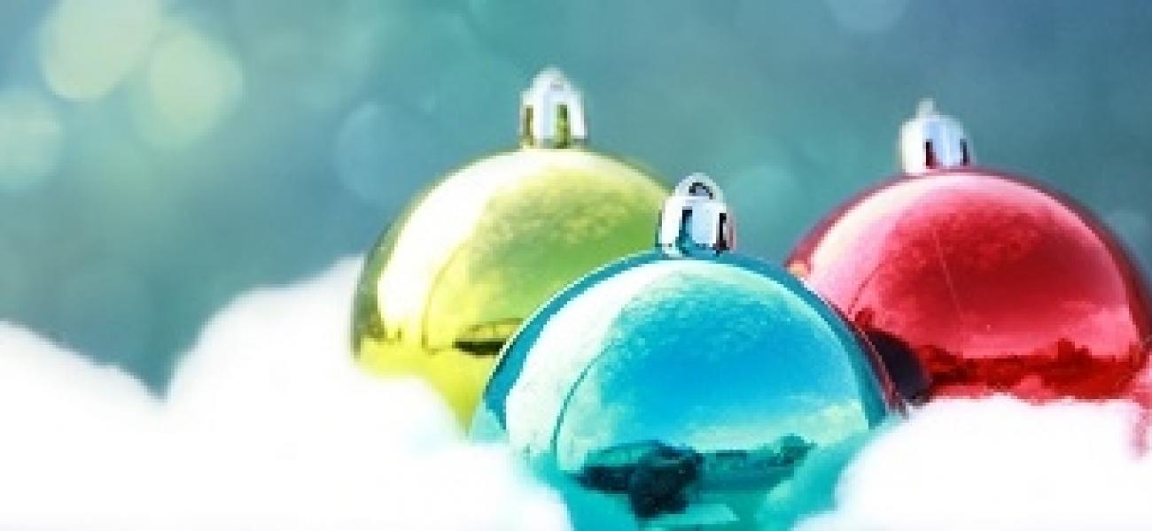 Christmas Ornaments Christian Stock Photos