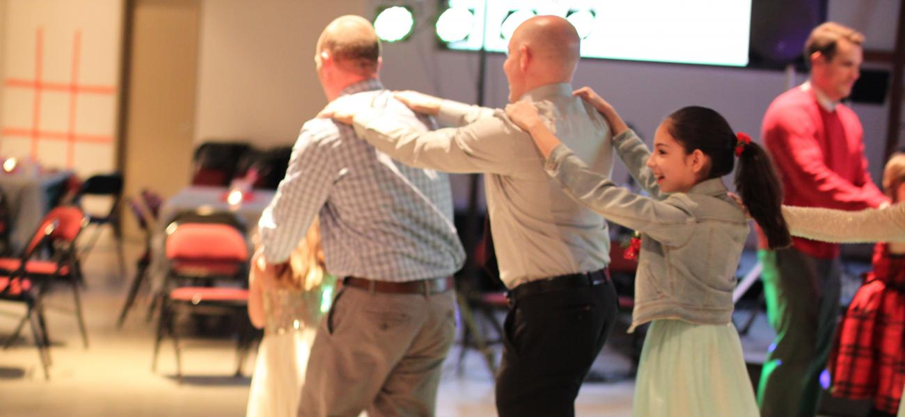 Father Daughter Valentine's Day Dance