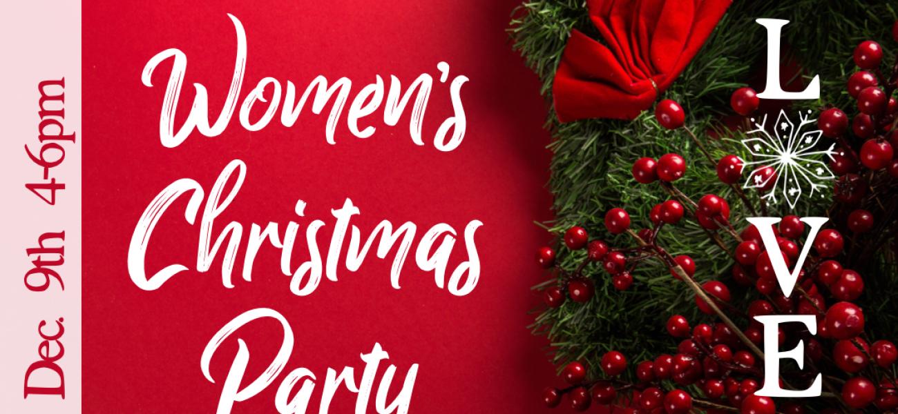 Ladies Christmas Graphic