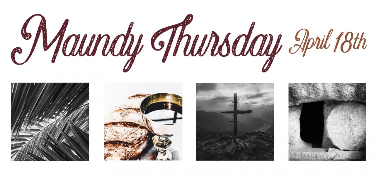 Maundy Thursday Image