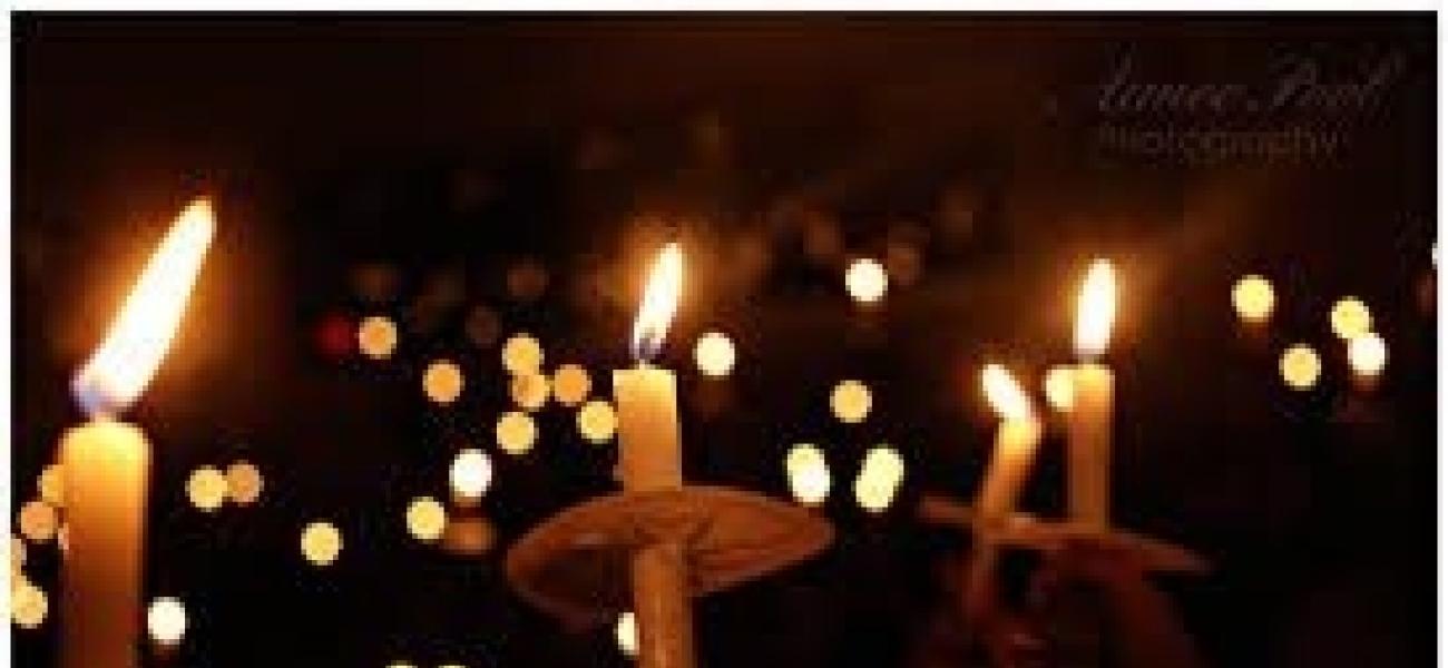 Candlelightservice