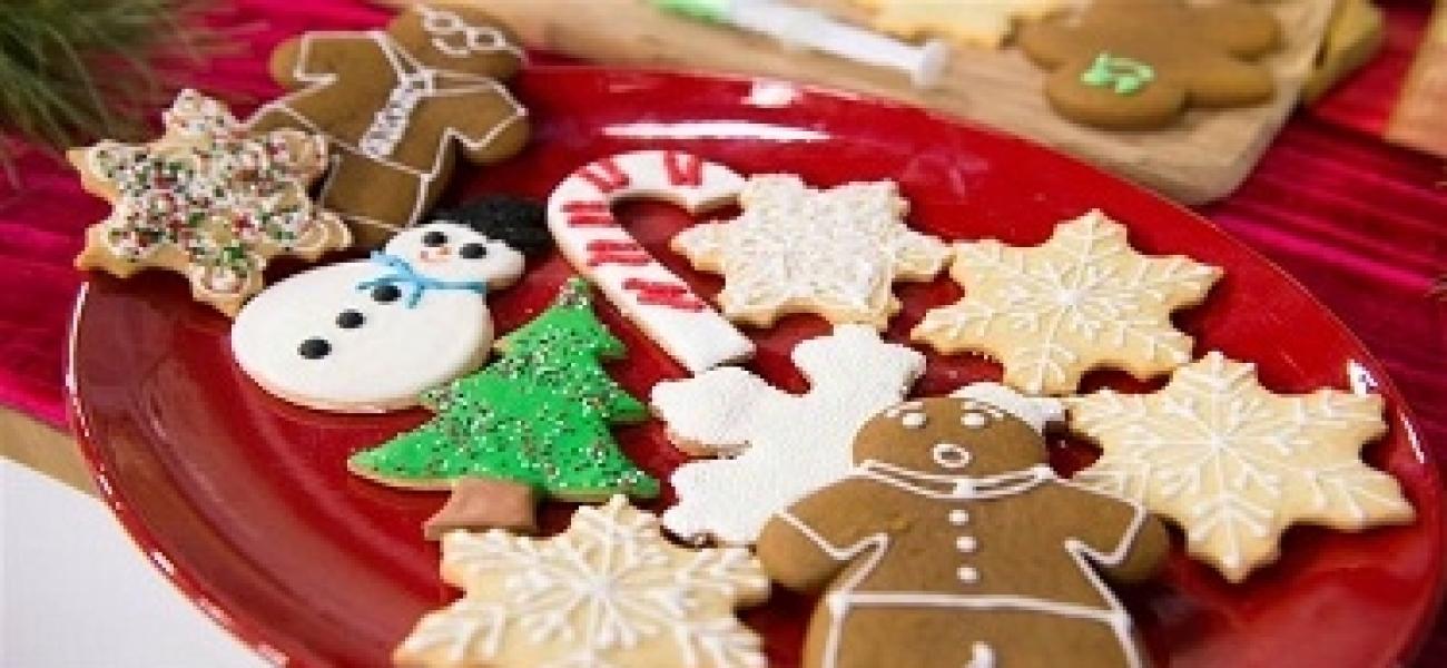 Christmas Cookie Caravan!