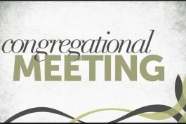 Reminder: Set your clocks back and Prepare for the Annual Meeting!