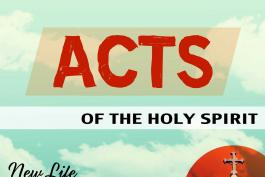 """What Part Do You Play?"" - Acts 9:31-42 - The Acts of The Holy Spirit, Part 24"