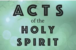 """Living With Opposites"" - Acts 15:36-41 - The Acts of The Holy Spirit, Part 31"