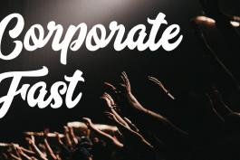 New Life Fellowship Church Elders Call For A Corporate Fast