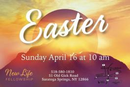 Easter Sunday 2017 - John 4:1-30;39